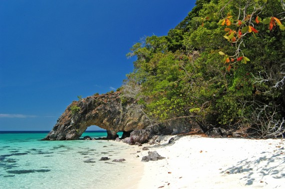 Office in the sun - Image provided by Tourism Thailand
