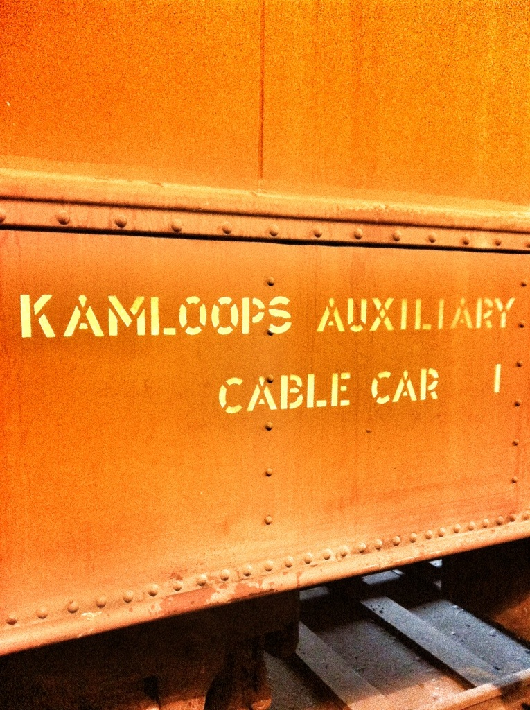 Kamloops Auxiliary Cable Car