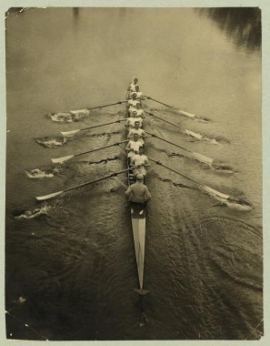 Cambridge Rowers 1943